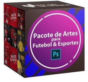 artes para futebol e esportes