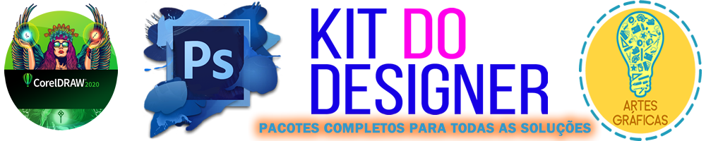 artes gráficas kit do designer