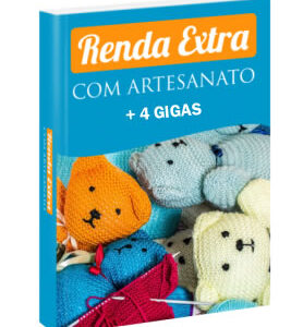 kit ebooks plrs artesanato e hobbies