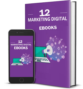 12 ebooks marketing digital plr